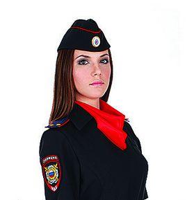 Женское полицейские платье