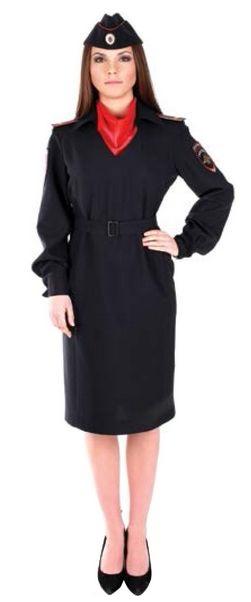 полицейское платье нового образца - фото 7